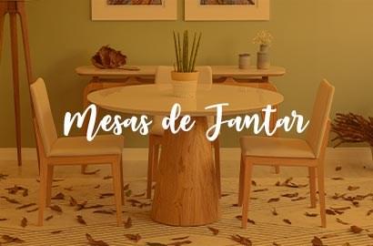 Mesas de Jantar - Móveis Gruber