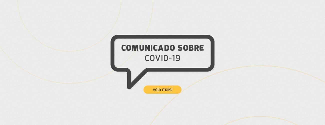 Informativo sobre covid-19