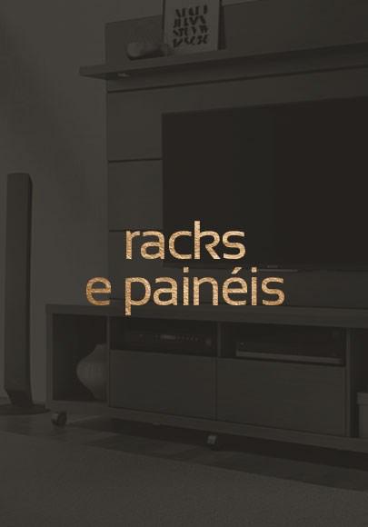 Racks e Painéis - Móveis Gruber
