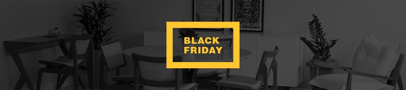 Banner Black Friday - Móveis Gruber