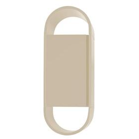 Armário Tyrone C/1 Porta - Bege