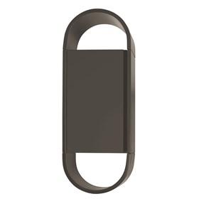Armário Tyrone C/1 Porta - Cinza Escuro