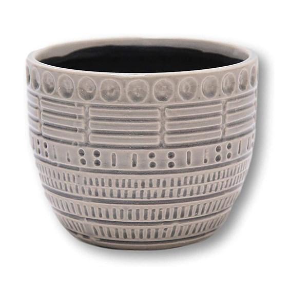 Cachepot Lara em Cerâmica 10cm