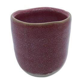 Cachepot Verob em Cerâmica 7,5cm - Rosa