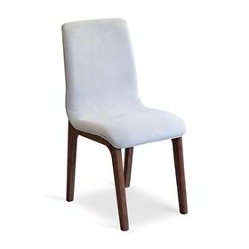 Cadeira Alnitak em Madeira Maciça - Castanho