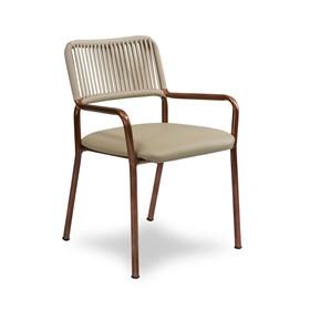 Cadeira Amberg em Corda Náutica
