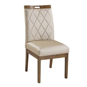 Cadeira Ancara em Estofado