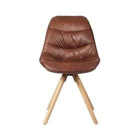 Cadeira Aquiles em Madeira Maciça