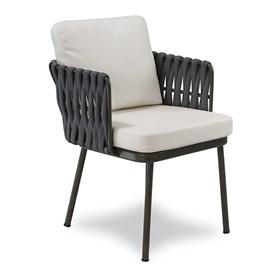 Cadeira Arnold em Alumínio