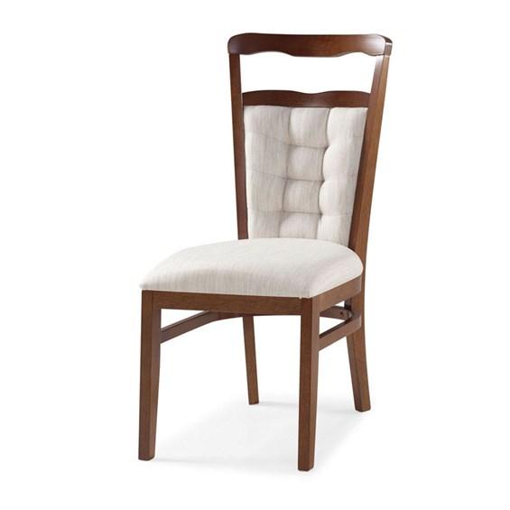 Cadeira Athenas em Madeira Maciça