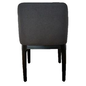 Cadeira Belfast C/Braço em Metal e Madeira