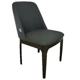 Cadeira Belfast S/Braço em Metal e Madeira