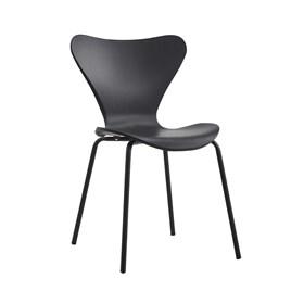 Cadeira Bellingham em Polipropileno - Preto