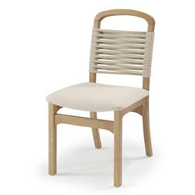Cadeira Bergen em Madeira Maciça