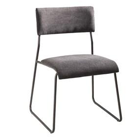 Cadeira Bertoia em Aço Carbono - Preto