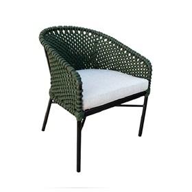 Cadeira Borley em Corda Náutica