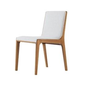 Cadeira Brantford em Estofado