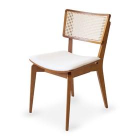 Cadeira Caiena em Madeira Maciça - Freijó