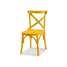 Cadeira Cenni em Madeira Maciça