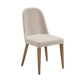 Cadeira Cheshire em Estofado Curvo