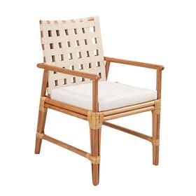 Cadeira Chicago em Madeira Apuí C/Encosto de Percinta