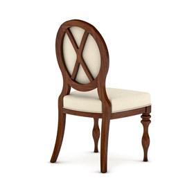 Cadeira Clifford em Madeira Maciça - Castanho