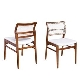 Cadeira Cobert C/Encosto em Tela