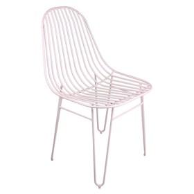 Cadeira Crazy Colors em Aço Carbono Pintado