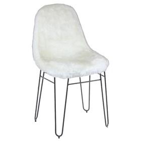 Cadeira Crazy em Pele Sintética