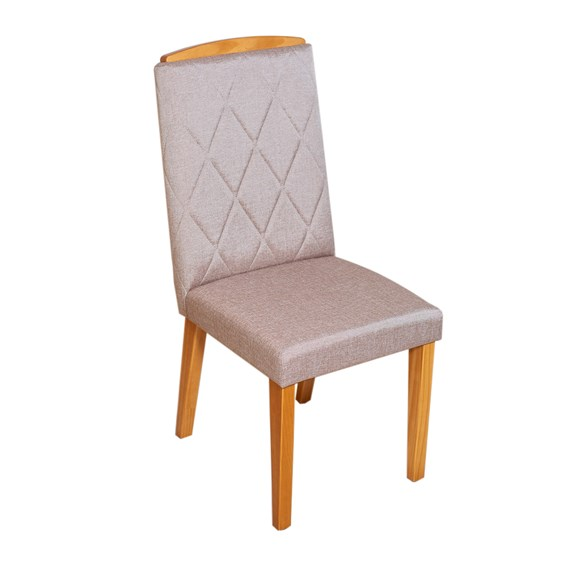 Cadeira Daisy em Cinamomo Linked 75