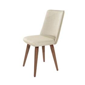 Cadeira Dakota Giratória Natural