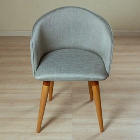 Cadeira de Jantar Kari Cinamomo em Linho Linked 35
