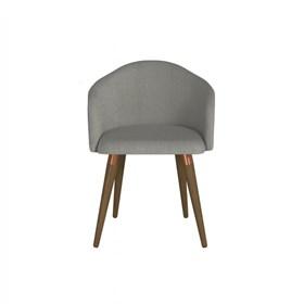 Cadeira de Jantar Kari Natural em Linho - Linked 35