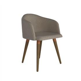 Cadeira de Jantar Kari Natural em Linho - Linked 75