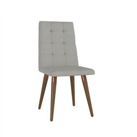 Cadeira de Jantar Olga Natural em Linho Linked 35
