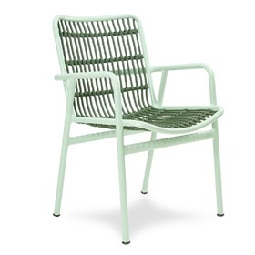 Cadeira Desmond em Corda Náutica