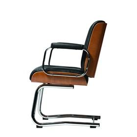 Cadeira Diretor C/Base Fixa