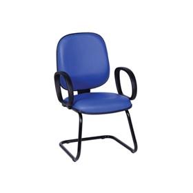 Cadeira Diretor Fixa Lisa em S
