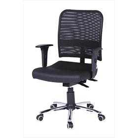 Cadeira Diretor Multi Regulável Cromada