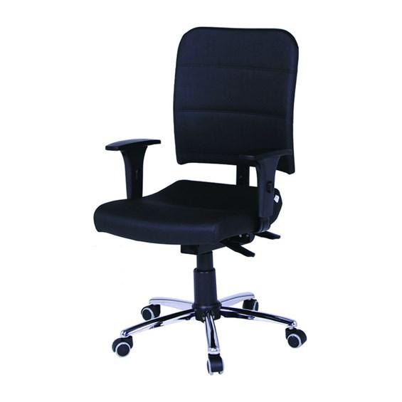 Cadeira Diretor Multi-Regulável Cromada