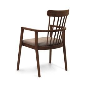 Cadeira Dublin em Madeira Maciça