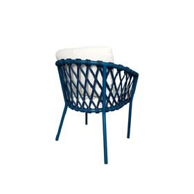 Cadeira Duborg em Corda Náutica