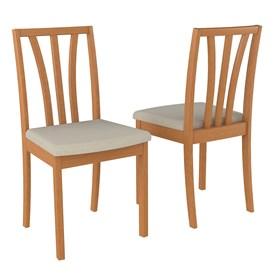 Cadeira Dumont em Madeira Maciça