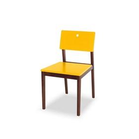 Cadeira Elgin em Madeira Maciça