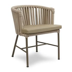 Cadeira Emmett  em Corda Náutica