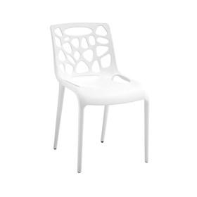 Cadeira Emre em Polipropileno - Branco