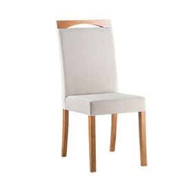 Cadeira Fichtner C/Pés em Madeira Maciça