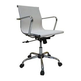 Cadeira Giratória North para Escritório em Metal e Polipropileno