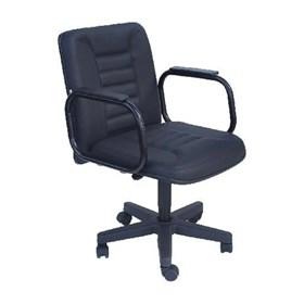 Cadeira Giratória Preta
