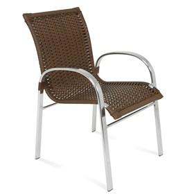 Cadeira Glorko em Alumínio
